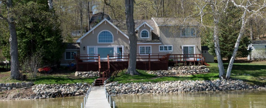 Crooked Lake Home