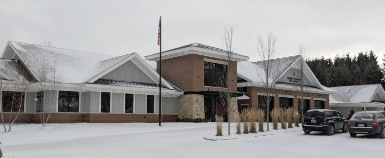 Emmet County EMS Building Petoskey