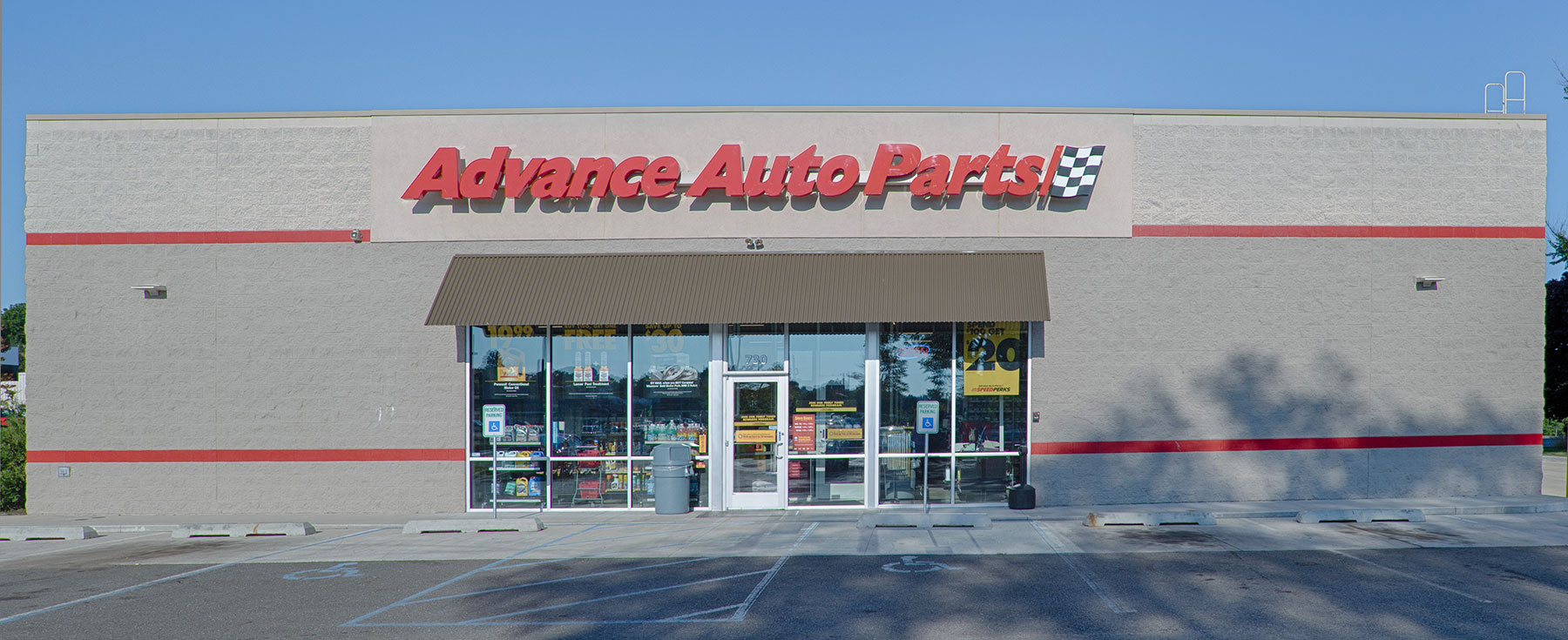 New Advance Auto Parts Store Petoskey