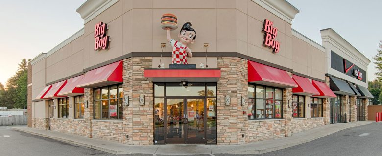 New Building Big Boy Petoskey