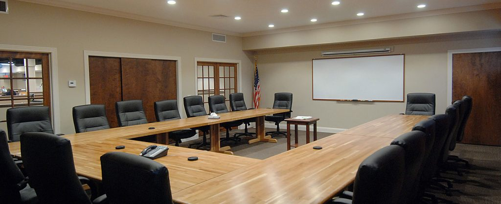 Petoskey News Review New Conference Room