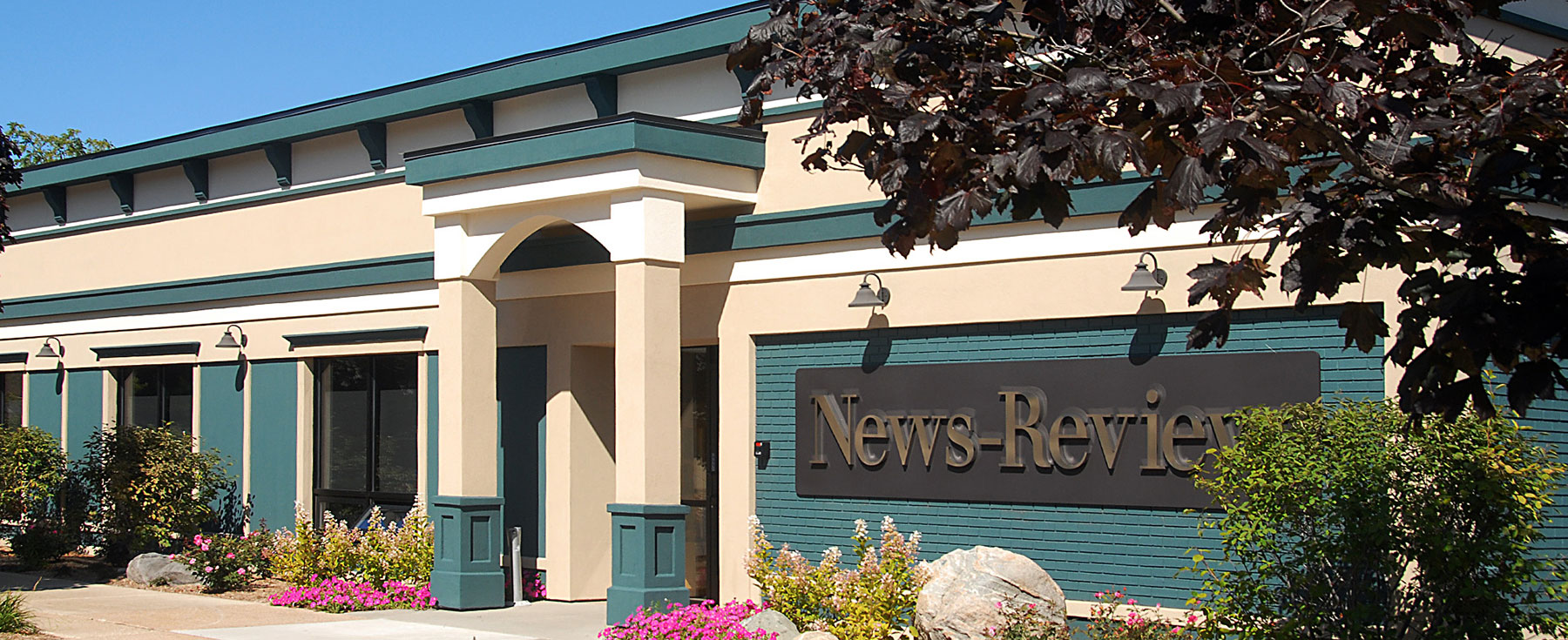 Petoskey News Review New Facade
