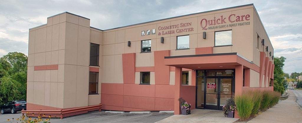 Quick Care Office Building Petoskey