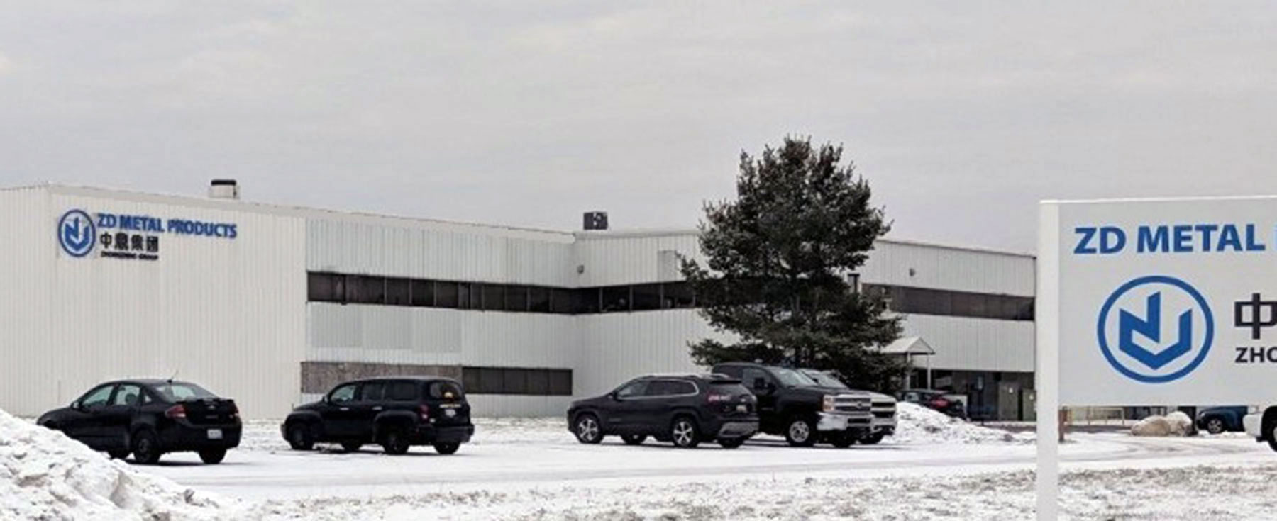 ZD Metal Products Manufacturing Petoskey